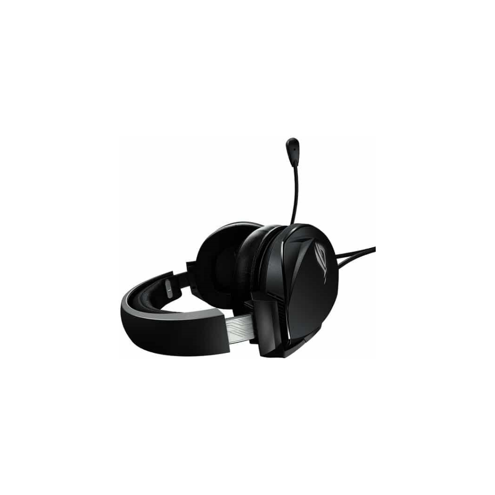A large main feature product image of ASUS ROG Theta Electret Hi-Fidelity Gaming Headset