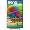 "A small tile product image of BenQ PD3220U 4K UHD 31.5"" IPS 5MS Thunderbolt 3 LED Monitor"