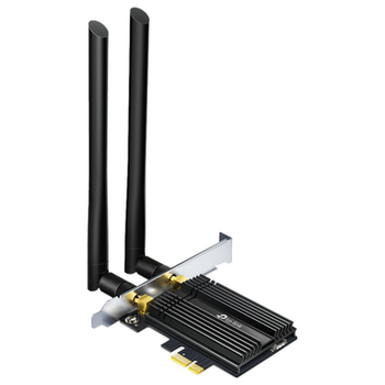 Product image of TP-LINK Archer TX50E AX3000 Dual Band Wireless Adapter w/ Bluetooth 5 - Click for product page of TP-LINK Archer TX50E AX3000 Dual Band Wireless Adapter w/ Bluetooth 5