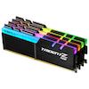 A product image of G.Skill 128GB Kit (4x32GB) DDR4 Trident Z RGB C16 3200Mhz