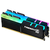 A product image of G.Skill 64GB Kit (2x32GB) DDR4 Trident Z RGB C18 3200Mhz