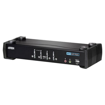 Product image of ATEN 4 Port USB 2.0 DVI KVMP Switch - Click for product page of ATEN 4 Port USB 2.0 DVI KVMP Switch
