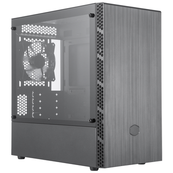 Product image of Cooler Master MasterBox MB400L mATX Case - Click for product page of Cooler Master MasterBox MB400L mATX Case