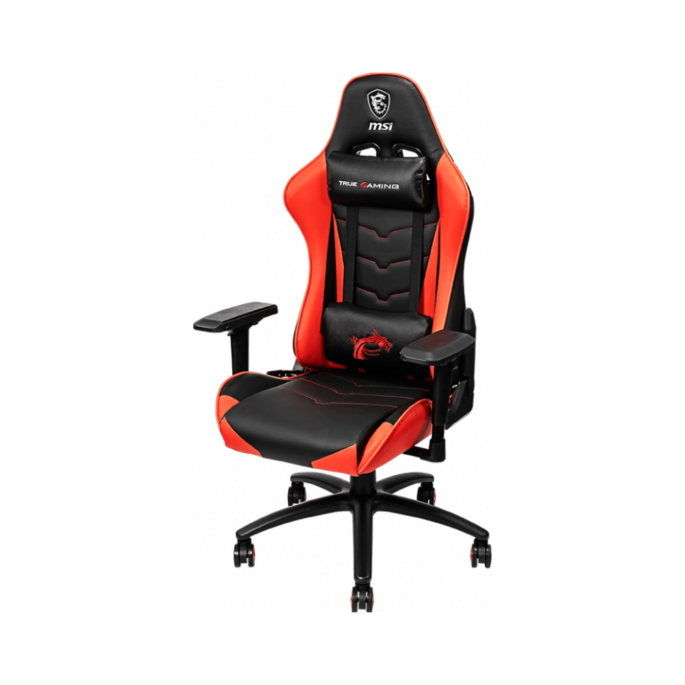A large main feature product image of MSI MAG CH120X Gaming Chair