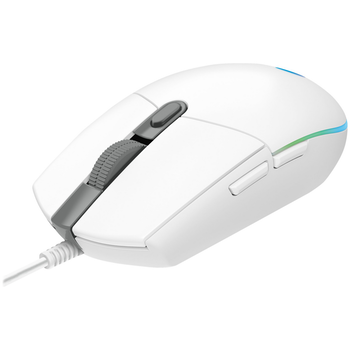Product image of Logitech G203 LIGHTSYNC RGB Lightweight Gaming Mouse - White - Click for product page of Logitech G203 LIGHTSYNC RGB Lightweight Gaming Mouse - White
