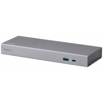 Product image of ATEN Thunderbolt 3 Multiport Dock with power Charging - Click for product page of ATEN Thunderbolt 3 Multiport Dock with power Charging