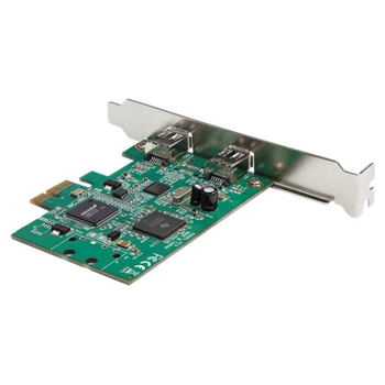 Product image of Startech 2 Port PCI Express FireWire Card - 1394a - Click for product page of Startech 2 Port PCI Express FireWire Card - 1394a