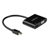 A product image of Startech Mini DisplayPort to HDMI VGA Adapter - 4K 60Hz - mDP Adapter