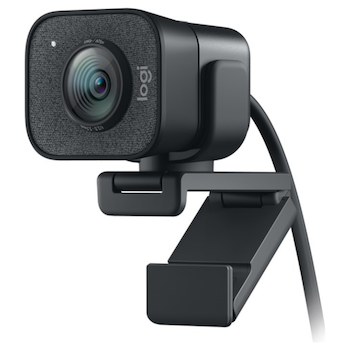 Product image of Logitech StreamCam 1080p HD USB-C Webcam - Graphite - Click for product page of Logitech StreamCam 1080p HD USB-C Webcam - Graphite