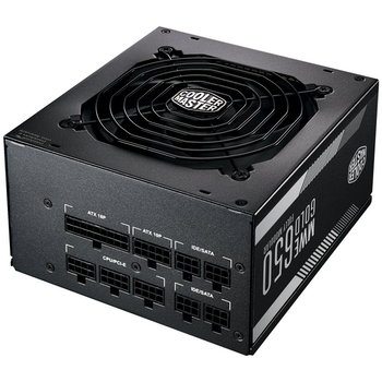 Product image of Cooler Master MWE 650W 80PLUS Gold Fully Modular Power Supply - Click for product page of Cooler Master MWE 650W 80PLUS Gold Fully Modular Power Supply