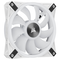 A small tile product image of Corsair QL120 White RGB PWM 120mm Fan