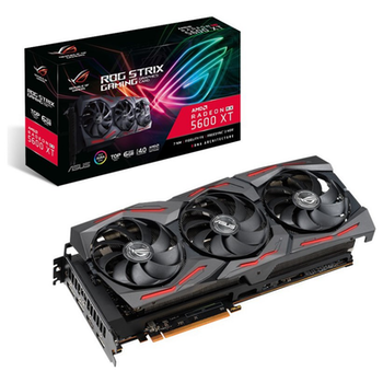 Product image of ASUS Radeon RX 5600 XT ROG Strix Gaming TOP 6GB GDDR6  - Click for product page of ASUS Radeon RX 5600 XT ROG Strix Gaming TOP 6GB GDDR6