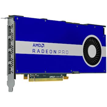 Product image of AMD Radeon Pro W5500 8GB GDDR6 - Click for product page of AMD Radeon Pro W5500 8GB GDDR6