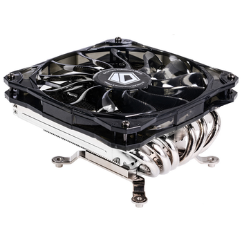 Product image of ID-COOLING Iceland Series IS-60 Low Profile CPU Cooler - Click for product page of ID-COOLING Iceland Series IS-60 Low Profile CPU Cooler