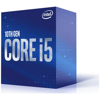 Product image of Intel Core i5 10600 3.3GHz Comet Lake 6 Core 12 Thread LGA1200 - Retail Box - Click for product page of Intel Core i5 10600 3.3GHz Comet Lake 6 Core 12 Thread LGA1200 - Retail Box