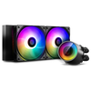 A product image of Deepcool CASTLE 240RGB V2 AIO Liquid CPU Coolers