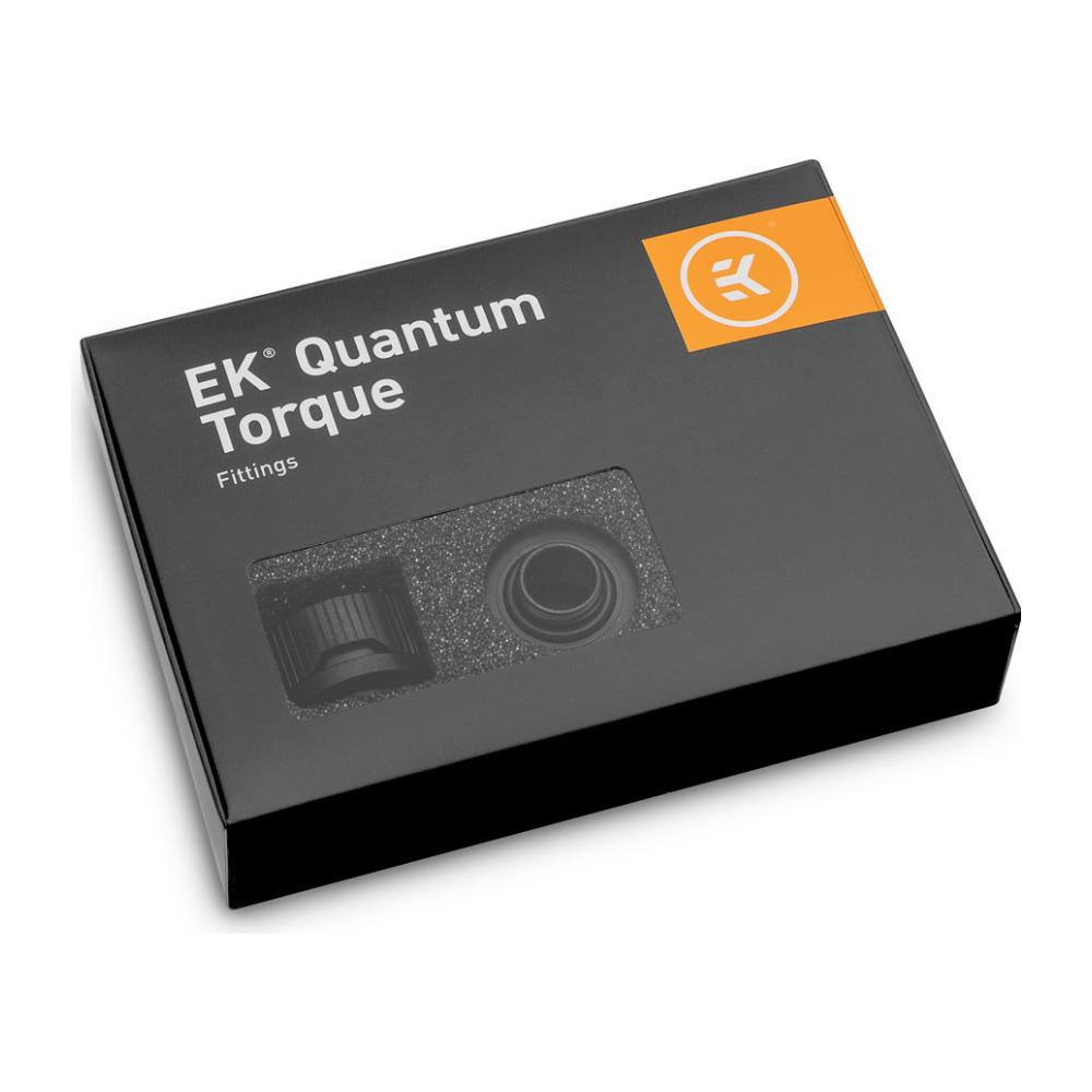 A large main feature product image of EK Quantum Torque 6-Pack HTC 16 - Black