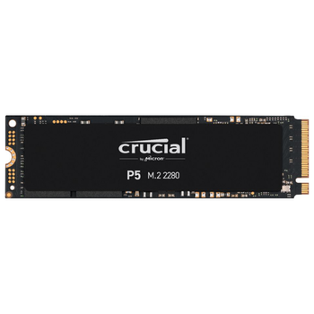 Product image of Crucial P5 500GB 3D NAND NVMe M.2 SSD - Click for product page of Crucial P5 500GB 3D NAND NVMe M.2 SSD