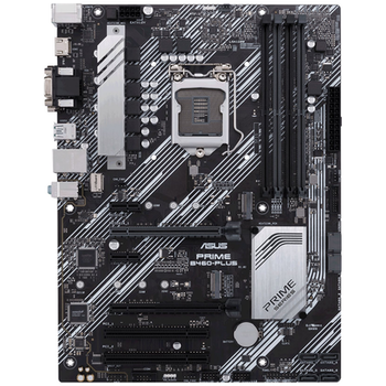 Product image of ASUS PRIME B460-PLUS LGA1200 ATX Desktop Motherboard - Click for product page of ASUS PRIME B460-PLUS LGA1200 ATX Desktop Motherboard