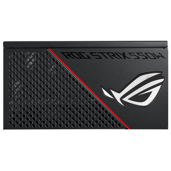 Product image of ASUS ROG Strix 550W 80PLUS Gold Modular Power Supply - Click for product page of ASUS ROG Strix 550W 80PLUS Gold Modular Power Supply