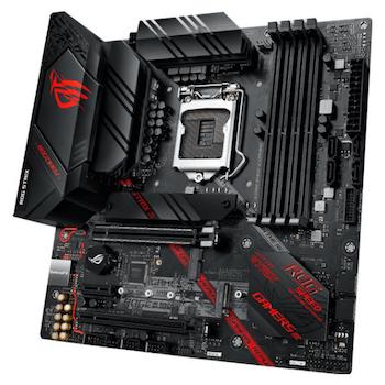 Product image of ASUS ROG Strix B460-G Gaming LGA1200 ATX Desktop Motherboard - Click for product page of ASUS ROG Strix B460-G Gaming LGA1200 ATX Desktop Motherboard