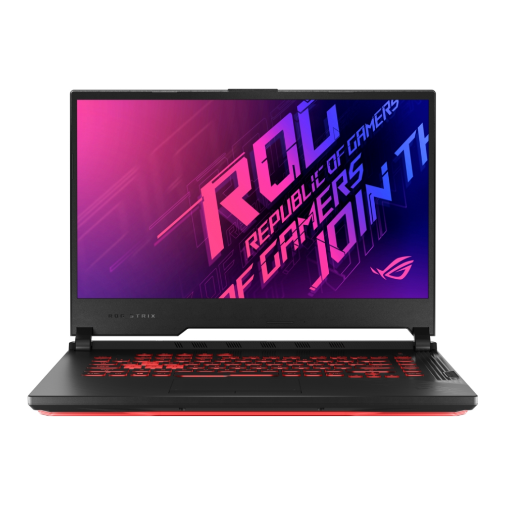 """A large main feature product image of ASUS ROG Strix G512LU 15.6"""" i7 Gen10 GTX 1660 Ti Windows 10 Gaming Notebook"""