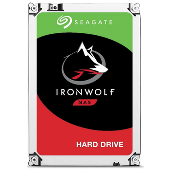 """Product image of Seagate IronWolf ST6000VN001 3.5"""" 6TB NAS HDD - Click for product page of Seagate IronWolf ST6000VN001 3.5"""" 6TB NAS HDD"""