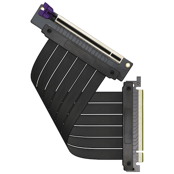 Product image of Cooler Master Universal 200mm PCIE 3.0 x16 Riser Cable V2 - Click for product page of Cooler Master Universal 200mm PCIE 3.0 x16 Riser Cable V2