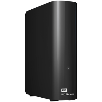 "Product image of WD Elements 12TB USB3.0 3.5"" Black External HDD - Click for product page of WD Elements 12TB USB3.0 3.5"" Black External HDD"