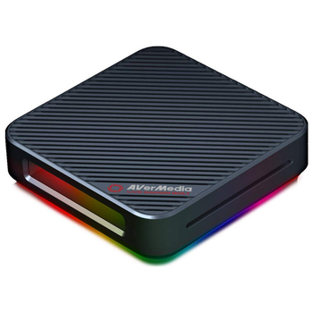 Product image of AVerMedia GC555 Live Gamer Bolt 4K HDR Capture Device - Click for product page of AVerMedia GC555 Live Gamer Bolt 4K HDR Capture Device