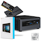 A product image of Intel 10th Gen i3 NUC DIY Starter Bundle - Click to browse this related product