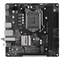 A small tile product image of ASRock H410M-ITX/ac LGA1200 mITX Desktop Motherboard