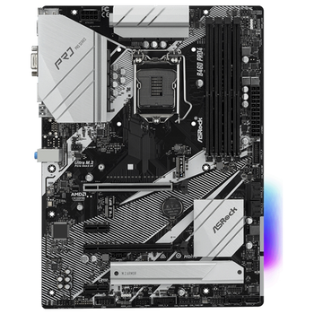 Product image of ASRock B460 Pro4 LGA1200 ATX Desktop Motherboard - Click for product page of ASRock B460 Pro4 LGA1200 ATX Desktop Motherboard