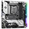 A small tile product image of ASRock B460M Steel Legend LGA1200 mATX Desktop Motherboard