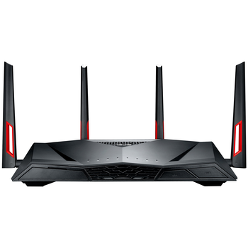 Product image of EX-DEMO ASUS DSL-AC88U 802.11ac Dual-Band Wireless-AC3100 Gigabit ADSL/VDSL Modem Router - Click for product page of EX-DEMO ASUS DSL-AC88U 802.11ac Dual-Band Wireless-AC3100 Gigabit ADSL/VDSL Modem Router