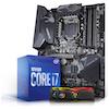 A product image of Intel 10th Gen Z490 Super Enthusiast Bundle