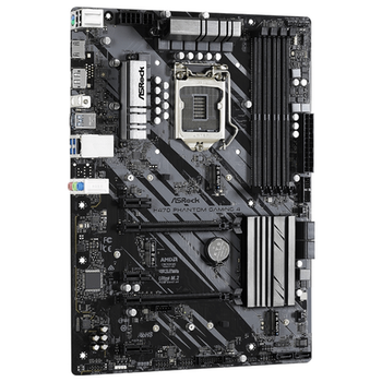 Product image of ASRock H470 Phantom Gaming 4 LGA1200 ATX Desktop Motherboard - Click for product page of ASRock H470 Phantom Gaming 4 LGA1200 ATX Desktop Motherboard