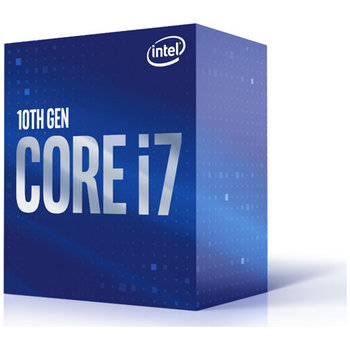 Product image of Intel Core i7 10700 2.90GHz Comet Lake 8 Core 16 Thread LGA1200 - Retail Box - Click for product page of Intel Core i7 10700 2.90GHz Comet Lake 8 Core 16 Thread LGA1200 - Retail Box