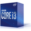 A product image of Intel Core i3 10100 Comet Lake 4 Core 8 Thread Up To 4.3Ghz LGA1200 - Retail Box