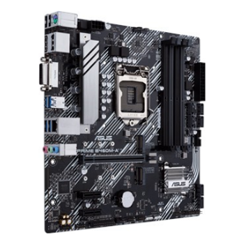 Product image of ASUS PRIME B460M-A LGA1200 mATX Desktop Motherboard - Click for product page of ASUS PRIME B460M-A LGA1200 mATX Desktop Motherboard
