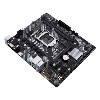 Product image of ASUS PRIME H410M-E LGA1200 mATX Desktop Motherboard - Click for product page of ASUS PRIME H410M-E LGA1200 mATX Desktop Motherboard