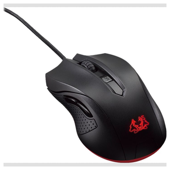 Product image of EX-DEMO ASUS Cerberus Gaming Mouse - Click for product page of EX-DEMO ASUS Cerberus Gaming Mouse