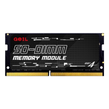 Product image of GeIL 8GB DDR4 SO-DIMM 1.2V C19 2666MHz - Click for product page of GeIL 8GB DDR4 SO-DIMM 1.2V C19 2666MHz