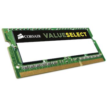 Product image of EX-DEMO Corsair 8GB DDR3 VS SO-DIMM C11 1600Mhz - Click for product page of EX-DEMO Corsair 8GB DDR3 VS SO-DIMM C11 1600Mhz