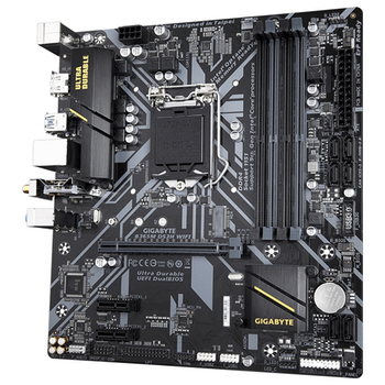 Product image of Gigabyte B365M DS3H WiFi LGA1151-CL mATX Desktop Motherboard - Click for product page of Gigabyte B365M DS3H WiFi LGA1151-CL mATX Desktop Motherboard
