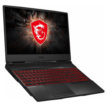"""Product image of MSI GL65 Leopard 10SCSR-011AU 15.6"""" i7 GTX 1650 Ti Windows 10 Gaming Notebook - Click for product page of MSI GL65 Leopard 10SCSR-011AU 15.6"""" i7 GTX 1650 Ti Windows 10 Gaming Notebook"""