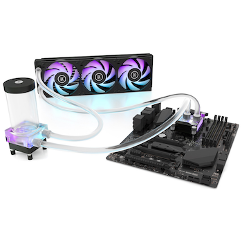 Product image of EK Classic Kit D-RGB S360 AIO Liquid Cooling Kit - Click for product page of EK Classic Kit D-RGB S360 AIO Liquid Cooling Kit
