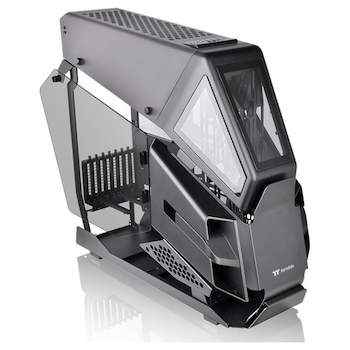 Product image of Thermaltake AH T600 Black Full Tower Open Frame Case w/ Tempered Glass Side Panel - Click for product page of Thermaltake AH T600 Black Full Tower Open Frame Case w/ Tempered Glass Side Panel