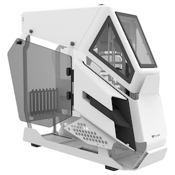 Product image of Thermaltake AH T600 White Full Tower Open Frame Case w/ Tempered Glass Side Panel - Click for product page of Thermaltake AH T600 White Full Tower Open Frame Case w/ Tempered Glass Side Panel