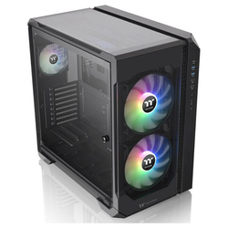Product image of Thermaltake View 51 Black Mid Tower Case w/ Tempered Glass Side Panel - Click for product page of Thermaltake View 51 Black Mid Tower Case w/ Tempered Glass Side Panel